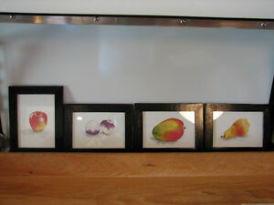 Hand Painted Original Water Colour Fruits and Vegetables Prints Kitchener / Waterloo Kitchener Area image 2