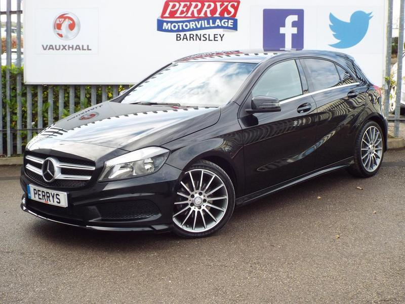 mercedes a class a200 cdi blueefficiency amg sport 5 door. Black Bedroom Furniture Sets. Home Design Ideas