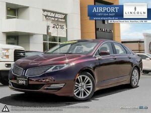 Lincoln MKZ 2.0L with only 53,129 kms !!  2013