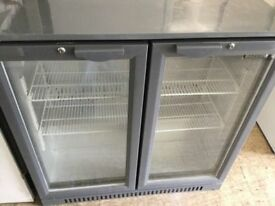 Blizzard BAR2 200ltd Sliver Bar Bottle Cooler