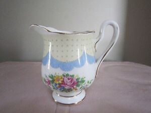 ROYAL ALBERT PRUDENCE FINE BONE CHINA FOR SALE!