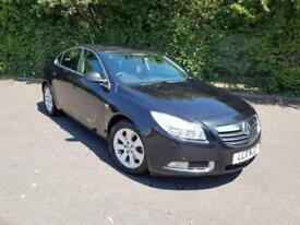 VAUXHALL INSIGNIA 2.0 SRI CDTI DIESEL AUTOMATIC BLACK 5 DOOR HATCHBACK 2011