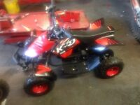 50 quad like new