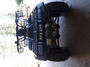 1992 SUZUKI KING QUAD 300