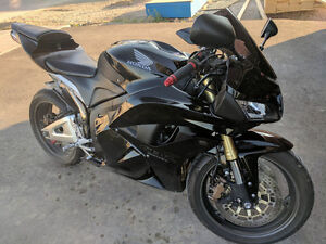 2012 honda cbr600rr with over 3k in upgrades ABS