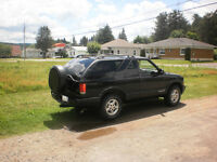 1999 GMC Other blazer Autre