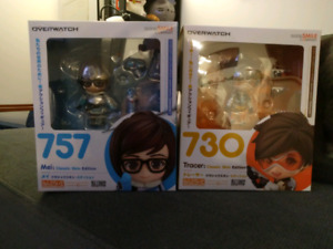 Overwatch Nendoroid - Tracer & Mei