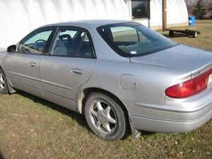 2001 Buick Regal LS Sedan
