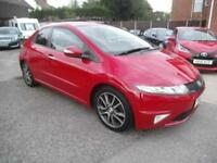 Honda Civic 1.8 (138bhp) Si Hatchback 5d 1798cc