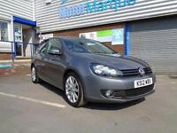 Volkswagen Golf 1.4 TSI ( 160ps ) 2012MY GT