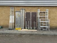 Boss Youngman 6.2m Fully Complete Aluminium Scaffold Tower