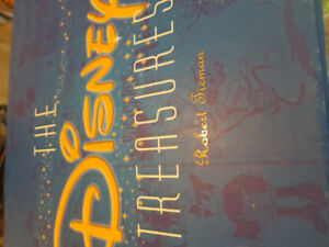 2 disney books 50.00