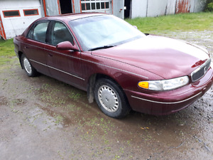 Buick centery 1997 3.1  bas milage   156 000klm 650$ negociable!