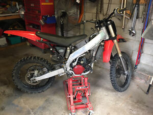 CR250R Project