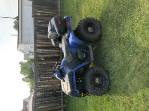 2012 Polaris Sportsman 500 H.O.
