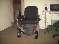 Powered Wheelchair,