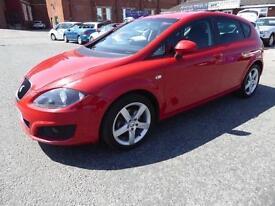 2009 Seat Leon 2.0 TDI Sport 5dr