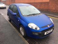 2011/11 Fiat Punto Evo 1.4 8v ( s/s ) Dynamic 44000 Miles Ex Lease Very Clean