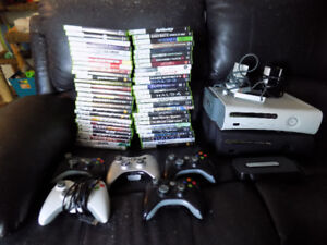 Xbox 360's With Games/ Accessories