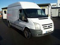 2009 Ford Transit 2.4TDCi 350L ( High Roof ) Panel Van LWB DIESEL NO VAT