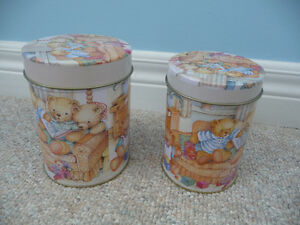 Assortment of Brand New Tins - 11 in Total London Ontario image 2