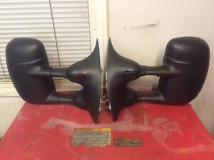 BRAND NEW FORD SUPER DUTY TOWING MIRRORS