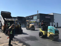 Asphalt and Concrete Paving Service in Lower Mainland, BC
