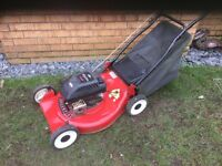 """Lawn Mower Wide Cut 24"""". £80"""