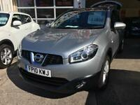 2010 NISSAN QASHQAI 2.0 dCi N Tec 4WD From GBP13150+Retail package.