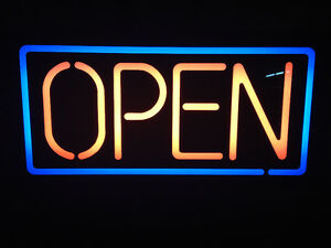 OPEN SIGN