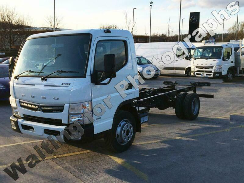 Pre Registered Fuso Canter 7C15 Manual 11FT Tipper | in Leeds, West  Yorkshire | Gumtree