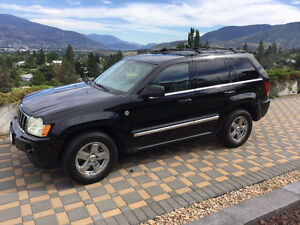 2007 Jeep Grand Cherokee Diesel Limited SUV, Crossover