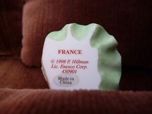 Cherished Teddies - French Girl Ornament (450901) London Ontario image 3