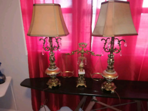 Lamps n scale