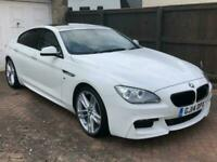 2014 BMW 6 SERIES GRAN COUPE 3.0 640d M Sport Gran Coupe 4dr Saloon Diesel Autom