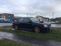 Subaru Impreza wrx sti widetrack dccd
