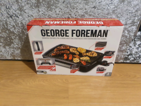 George foreman 25850 smokeless electric grill