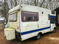 MERCEDES WE BUY MOTORHOMES ANY CONDITION NON RUNNERS, FAILED MOT, JUST WANTED
