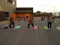 OUTDOOR Group Fitness/Bootcamp in Burlington MAY