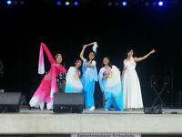 Chinese Dance Team Available for Special Events
