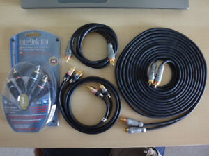 Monster Coaxial Digital and Analog Stereo Audio Cables