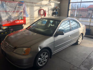 Parting Out My 2003 Honda Civic 4Dr