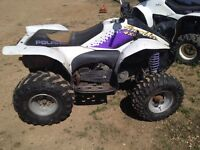 Parting out 1996 polaris scrambler 400