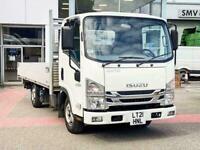 2021 Isuzu Grafter N35.125S Manual Dropside Diesel Manual
