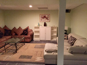 Cozy specious basement-apartment for rent in Vaughan !!!