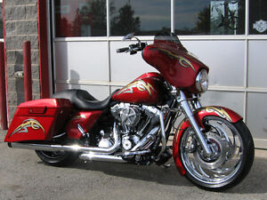 2012 Harley Street Glide FLHX *ONLY 3,000kms + $12k in Extras!*