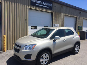 2013 Chevrolet Trax LS Fwd SUV, Crossover