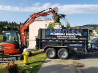 Excavator Junk Removal & Demolition -Rental, Estate & Commercial