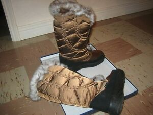 Brand New Pajar Tex Boots in  Bronze Colour--Beautiful! London Ontario image 2