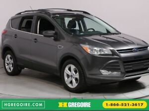 2015 Ford Escape SE 2.0 ECOBOOST MAGS CAMÉRA RECUL